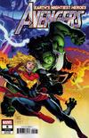 Cover for Avengers (Marvel, 2018 series) #8 (698) [Philip Tan]