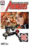 Cover for Avengers (Marvel, 2018 series) #9 (699) [JG Jones 'Marvel Knights 20']