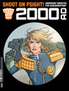 Cover for 2000 AD (Rebellion, 2001 series) #1995