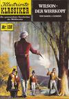 Cover for Illustrierte Klassiker [Classics Illustrated] (Norbert Hethke Verlag, 1991 series) #138 - Wilson der Wirrkopf