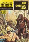 Cover for Illustrierte Klassiker [Classics Illustrated] (Norbert Hethke Verlag, 1991 series) #139 - Auf Gorillajagd