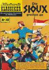 Cover for Illustrierte Klassiker [Classics Illustrated] (Norbert Hethke Verlag, 1991 series) #140 - Die Sioux greifen an