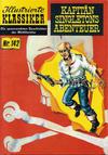 Cover for Illustrierte Klassiker [Classics Illustrated] (Norbert Hethke Verlag, 1991 series) #142 - Kapitän Singletons Abenteuer