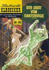 Cover for Illustrierte Klassiker [Classics Illustrated] (Norbert Hethke Verlag, 1991 series) #145 - Der Geist von Canterville
