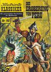 Cover for Illustrierte Klassiker [Classics Illustrated] (Norbert Hethke Verlag, 1991 series) #146 - Die Eroberung von Peru