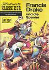 Cover for Illustrierte Klassiker [Classics Illustrated] (Norbert Hethke Verlag, 1991 series) #150 - Francis Drake und die Spanier