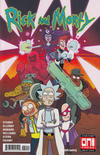 Cover for Rick and Morty (Oni Press, 2015 series) #44 [Cover A]