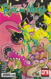 Cover for Rick and Morty (Oni Press, 2015 series) #44 [Cover B]
