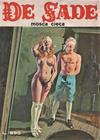 Cover for De Sade (Ediperiodici, 1971 series) #105