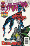 Cover for The Amazing Spider-Man (Marvel, 1963 series) #412 [Newsstand]