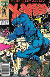 Cover Thumbnail for The Uncanny X-Men (1981 series) #264 [Newsstand]