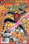 Cover Thumbnail for Web of Scarlet Spider (1995 series) #4 [Newsstand]