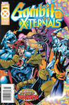 Cover for Gambit & The X-Ternals (Marvel, 1995 series) #3 [Newsstand]