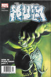 Cover for Incredible Hulk (Marvel, 2000 series) #55 [Newsstand]