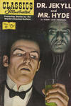 Cover for Classics Illustrated (Gilberton, 1947 series) #13 [HRN 112] - Dr. Jekyll and Mr. Hyde [HRN 161]