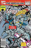 Cover for The Spectacular Spider-Man Annual (Marvel, 1979 series) #12 [Newsstand]