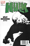 Cover for Incredible Hulk (Marvel, 2000 series) #61 [Newsstand]