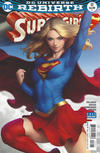"""Cover for Supergirl (DC, 2016 series) #12 [Stanley """"Artgerm"""" Lau Cover]"""
