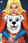 Cover Thumbnail for Supergirl (2016 series) #25 [Amanda Conner Cover]