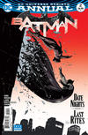 Cover Thumbnail for Batman Annual (2017 series) #2 [Second Printing]