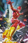 Cover for The Flash (DC, 2016 series) #60 [Derrick Chew Variant Cover]
