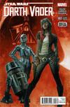 Cover for Darth Vader (Marvel, 2015 series) #3 [Second Printing Variant - Adi Granov]