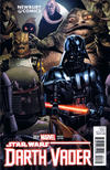 Cover Thumbnail for Darth Vader (2015 series) #1 [Newbury Comics Exclusive Salvador Larroca Variant]