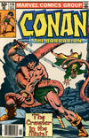 Cover for Conan the Barbarian (Marvel, 1970 series) #116 [Newsstand]