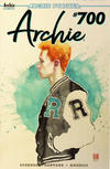 Cover Thumbnail for Archie (2015 series) #700 [Cover F David Mack]