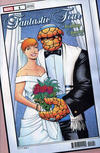 Cover Thumbnail for Fantastic Four Wedding Special (2019 series) #1 [Mike McKone Cover]