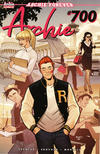 Cover Thumbnail for Archie (2015 series) #700 [Cover I Paul Renaud]