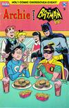 Cover Thumbnail for Archie Meets Batman '66 (2018 series) #5 [Cover C Bill Galvan]
