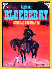 Cover Thumbnail for Løjtnant Blueberry (Egmont, 1977 series) #10 - General Guldmanke