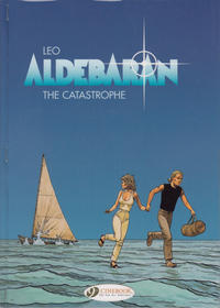 Cover for Aldebaran (Cinebook, 2008 series) #1 - The Catastrophe