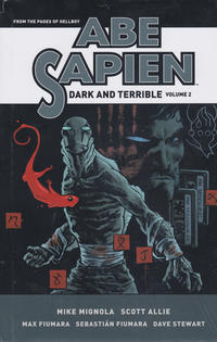 Cover Thumbnail for Abe Sapien: Dark and Terrible (Dark Horse, 2017 series) #2