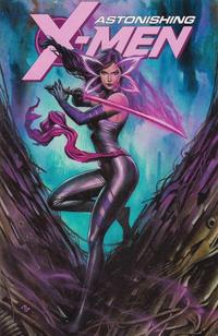 Cover Thumbnail for Astonishing X-Men (Marvel, 2017 series) #1 [Adi Granov]