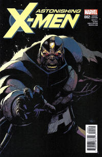Cover Thumbnail for Astonishing X-Men (Marvel, 2017 series) #2 [Leinil Francis Yu 'Villain']