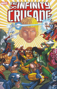 Cover Thumbnail for Infinity Crusade (Marvel, 2008 series) #2