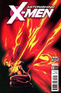 Cover Thumbnail for Astonishing X-Men (Marvel, 2017 series) #6 [Kris Anka Cover]
