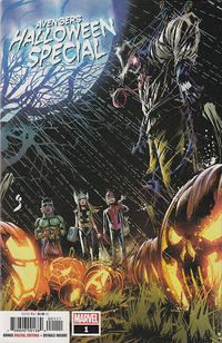 Cover Thumbnail for Avengers Halloween Special (Marvel, 2018 series) #1 [Geoff Shaw]