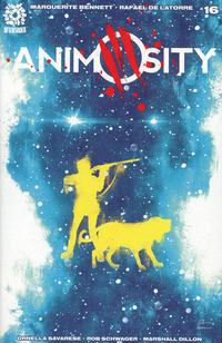 Cover Thumbnail for Animosity (AfterShock, 2016 series) #16
