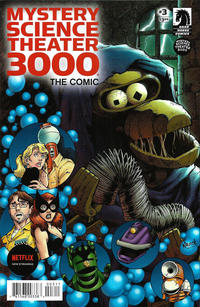 Cover Thumbnail for Mystery Science Theater 3000 (Dark Horse, 2018 series) #3