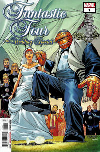 Cover Thumbnail for Fantastic Four Wedding Special (Marvel, 2019 series) #1 [Carlos Pacheco]