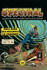 Cover Thumbnail for Spectral (Arédit-Artima, 1978 series) #5