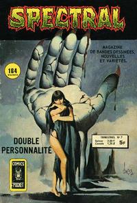 Cover Thumbnail for Spectral (Arédit-Artima, 1978 series) #7