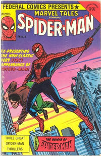 Cover Thumbnail for Amazing Spider-Man (Federal, 1984 series) #1