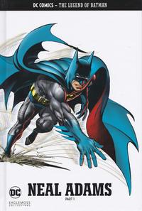 Cover Thumbnail for DC Comics - The Legend of Batman (Eaglemoss Publications, 2017 series) #26 - Neal Adams Part 1