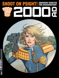Cover Thumbnail for 2000 AD (Rebellion, 2001 series) #1995