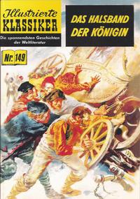 Cover Thumbnail for Illustrierte Klassiker [Classics Illustrated] (Norbert Hethke Verlag, 1991 series) #149 -  Das Halsband der Königin
