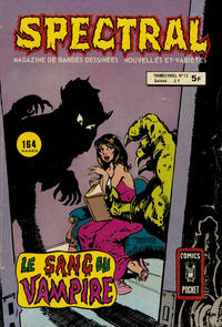 Cover Thumbnail for Spectral (Arédit-Artima, 1978 series) #13